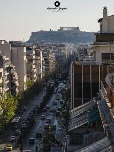 Athens- city, Φωτογράφος Αλέξανδρος Μπαγιώκος