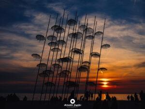 Travel 2017- Salonica- Umbrellas, Φωτογράφος Αλέξανδρος Μπαγιώκος