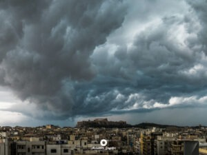 Weather- Athens Storm -Nov 4 19-1(christina souzi), Φωτογράφος Αλέξανδρος Μπαγιώκος