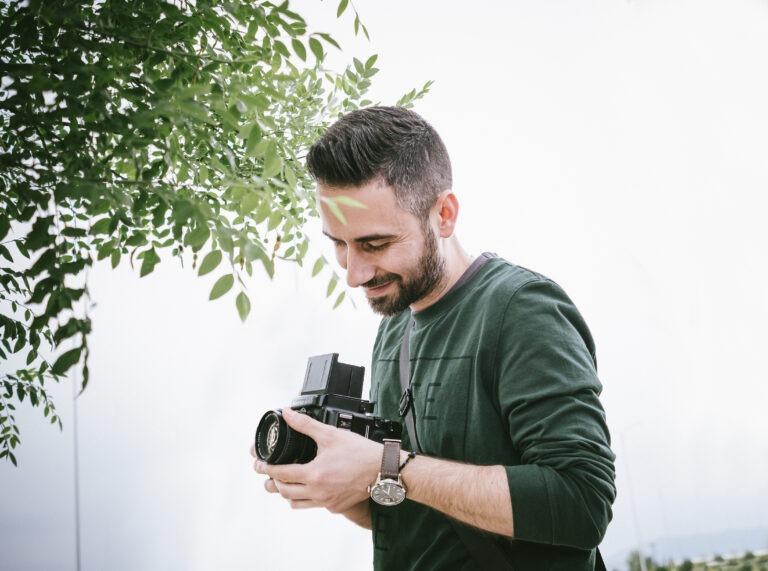 Φωτογράφος Νίκος Κυρίτσης